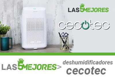El mejor deshumidificador CECOTEC