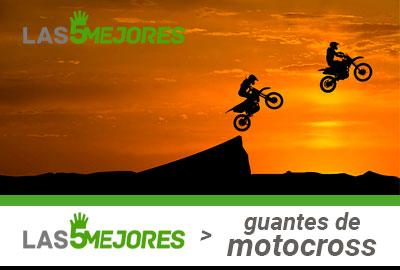 Comprar guantes motocross