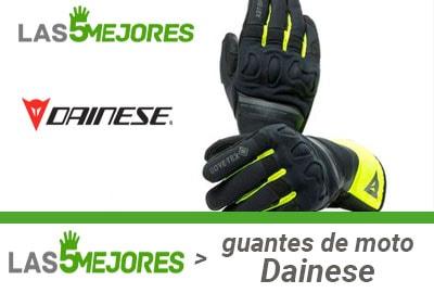 Comprar guantes Dainese