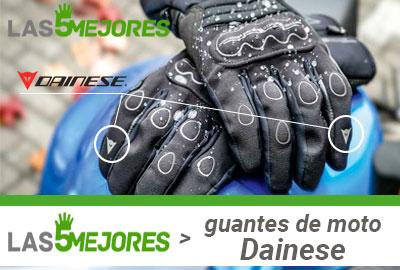 Ventajas Guantes Dainese