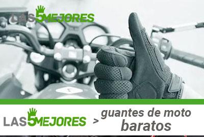 Comprar guantes de moto baratos