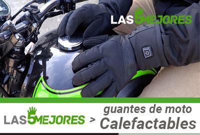 Consejos para comprar guantes de moto calefactables