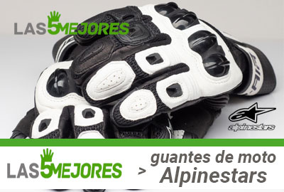 guia de compra de guantes alpinestars