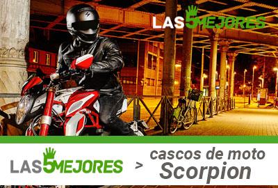 Mejores Cascos Scorpion