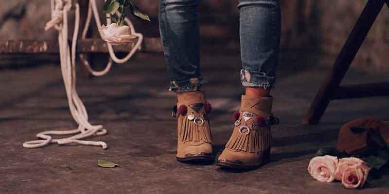 Las Layer Boots son las botas de moda para mujeres