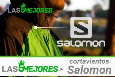 Mejores cortavientos Salomon