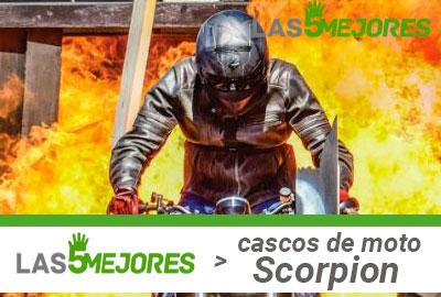 Manual usuario casco Scorpion