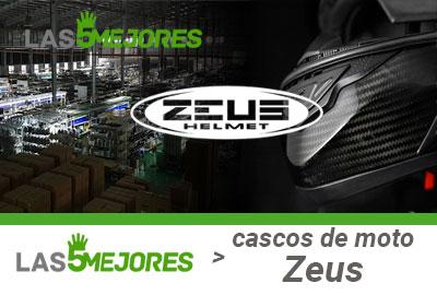 Marca de cascos Zeus