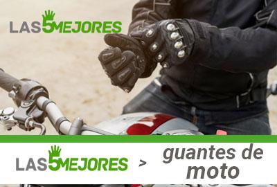 mejor guante de moto del 2021