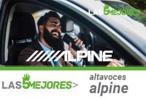 Altavoces Alpine para coche