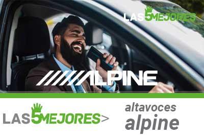 Mejores altavoces Alpine para coche