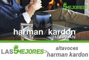 mejor altavoz Harman Kardon
