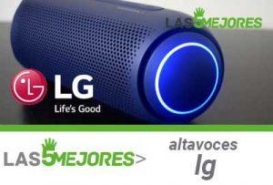 Altavoces Lg