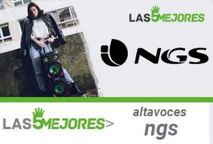 Altavoces NGS
