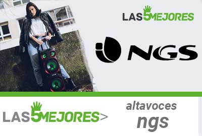 Mejores altavoces NGS
