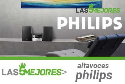 Comprar el mejor altavoz Philips