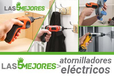 Mejores destornilladores electricos