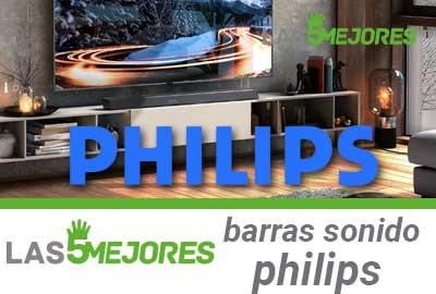 Mejores barras de sonido Philips