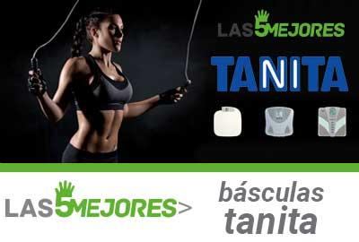 Mejores básculas Tanita