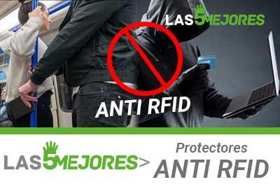 Mejores carteras anti rfid