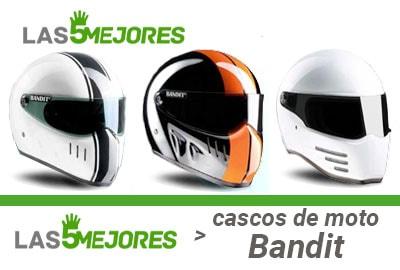 Mejores cascos moto Bandit