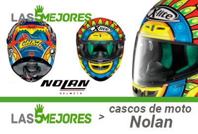 Tallas de Cascos Nolan