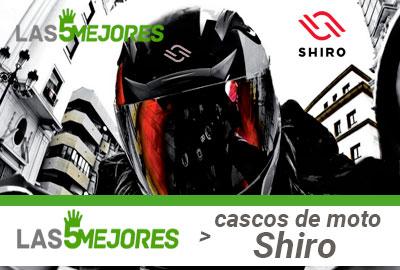 Mejor casco Shiro