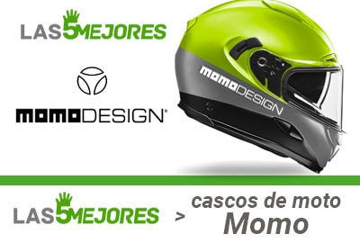 Cascos Momo Desing