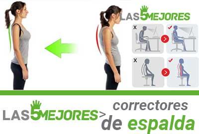 Mejores correctores de la postura