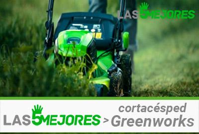 Preguntas cortacéspedes Greenworks