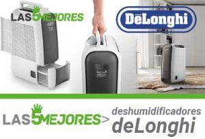 Deshumidificador DeLonghi