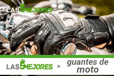 Guante de motociclista