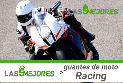 Mejores guantes Racing