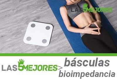 Mejores básculas de bioimpedancia