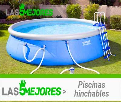 Mejores piscinas hinchables