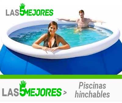 Como elegir una piscina hinchable