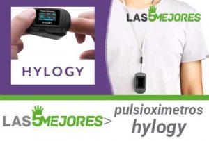 Mejores pulsioxímetros Hylogy