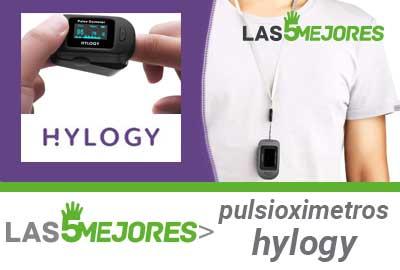 Mejores pusioxímetros Hylogy