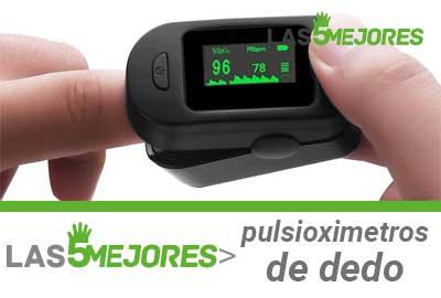 Mejores pulsioxímetros de dedo
