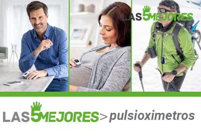 Mejores pulsioxímetros