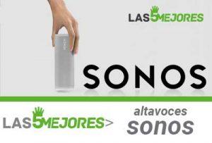 Altavoces Sonos