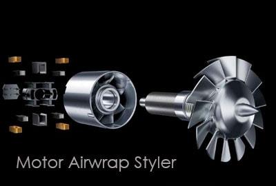 Motor Dyson Airwrap