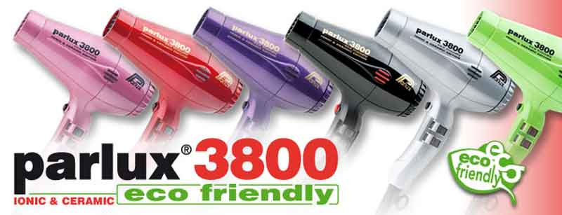 parlux 3800 modelos y colores para comprar