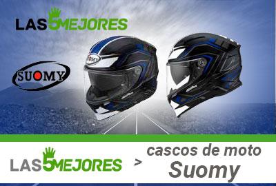Mejor casco de moto Suomy