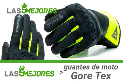 Guantes Gore Tex