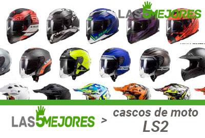 Cascos LS2 Guía de compra