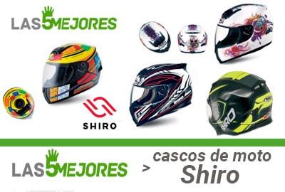 Guía de compra de cascos Shiro