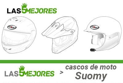 Guía de compra Cascos Suomy