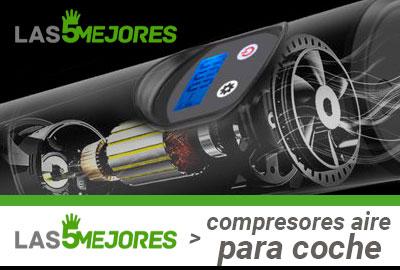 ¿Qué es un Compresor de Aire portátil para Coche?