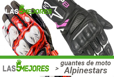 dónde comprar guantes alpinestars de moto